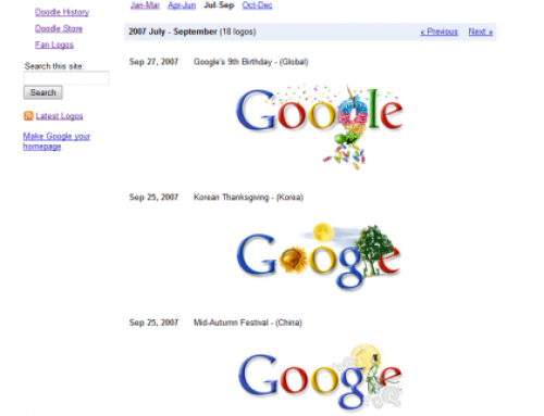 Google Doodle Dizzy Gillespie